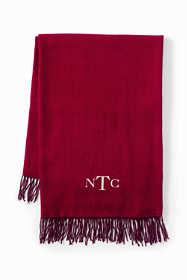 CashTouch Herringbone Throw Blanket