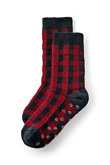 Boys' Holiday Slipper Sock