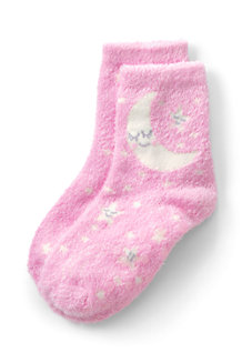Girls' Cosy Slipper Socks
