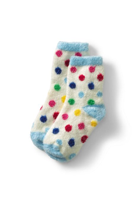 Girls Cozy Slipper Socks
