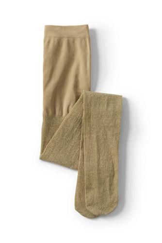 Glitzer-Strumpfhose für Mädchen
