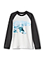 Toddler Boys'  Raglan Graphic Tee