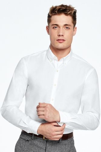 Men's Poplin Formal Shirt