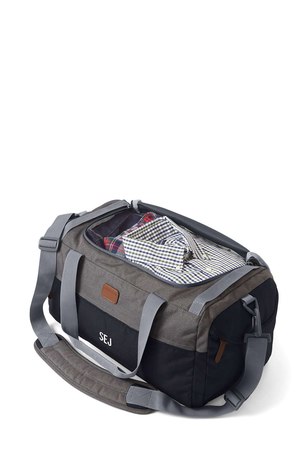 46e83edb2070 School Uniform Small Everyday Duffle Bag from Lands  End