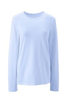 Supima-Shirt, Langarm