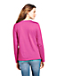 Le T-Shirt Supima® Ras-de-Cou Manches Longues, Femme Stature Haute