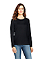 Le T-Shirt Supima® Ras-de-Cou Manches Longues, Femme Stature Standard