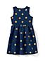 Girls' Jacquard Party Dress