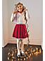 Girls' Velveteen Skirt