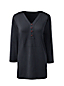 Women's Plus Three Quarter Sleeve Tunic