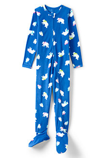 Girls' Fleece Onesie