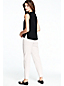 Women's Lined Slim Ankle Trousers