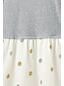 Verziertes Leggingsshirt mit Tüllrock für kleine Mädchen