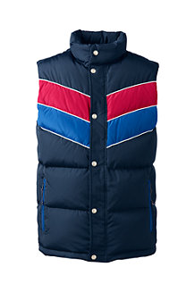 Men's Regular Chevron HyperDRY Down Gilet