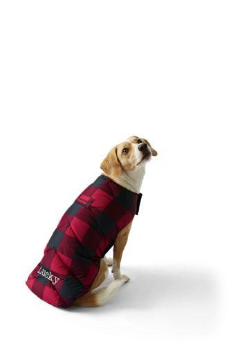 Dog Puffer Coat
