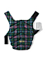 Medium Plaid Puffer Down Dog Coat