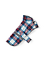 Extra Large Plaid Dog Squall Jacket