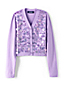 Little Girls' Sparkle V-neck Sophie Cardigan