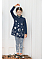 Little Girls' Roll Neck Legging Top