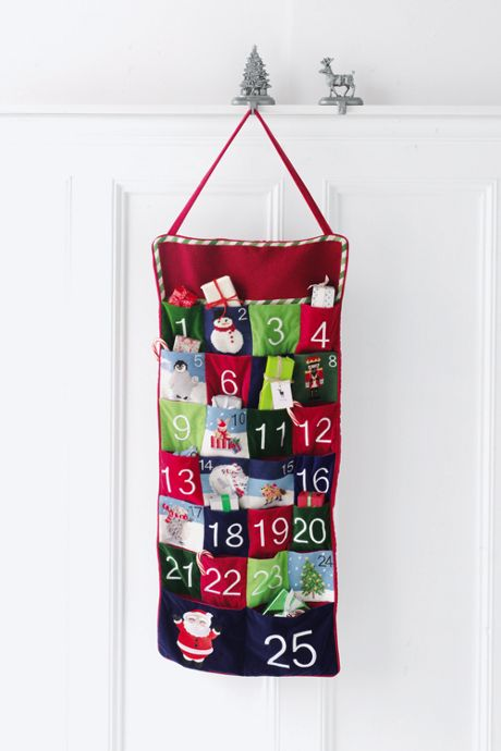 Needlepoint Advent Calendar