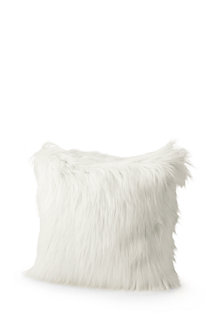 Faux Sheepskin Cushion