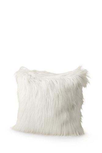 Faux Sheepskin Cushion