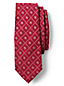 Men's Regular Silk/Wool Snowflake Tie