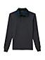 Men's Regular Flannel Collar Rugby Shirt