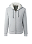 Men's Regular Serious Sweats Sherpa Hooded Zip Jacket