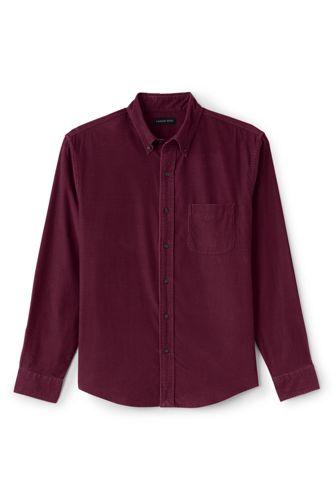 Men's Regular Cord Shirt