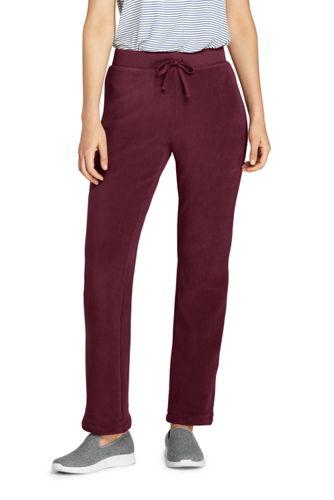 Le Pantalon en Polaire Stretch, Femme Stature Standard