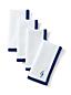 Servietten aus Leinenmix, 4-teiliges Set