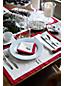 Tischset aus Leinenmix, 4-teilig