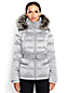 Women's Regular Belted HyperDRY Down Shimmer Jacket