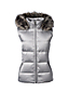 Women's Petite HyperDRY Hooded Shimmer Down Gilet