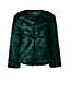 Women's Regular Faux Fur Jacket
