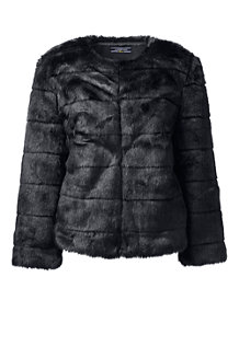 Women's Faux Fur Jacket