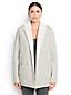 Women's Regular Sherpa-lined Cardigan Jacket