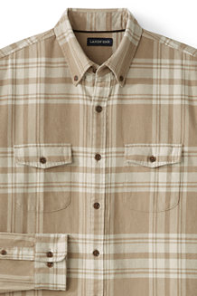 Men's Flannel Workshirt