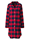 Women's Patterned Flannel Nightdress