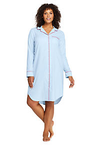 648b0327a5 Flannel Nightgowns, Women's Nightgowns | Lands' End