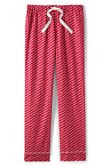 Women's Flannel Patterned Pyjama Bottoms