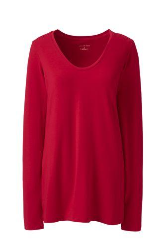 Women's Regular Jersey Sleep Top