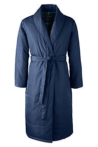 menu0027s primaloft insulated robe - Mens Bathrobes