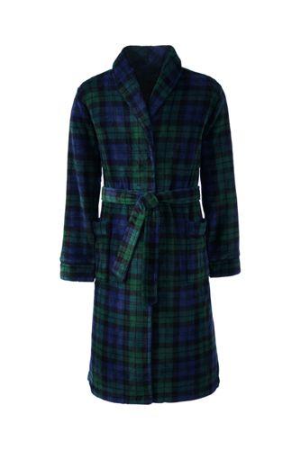 Men's Regular Fleece Dressing Gown