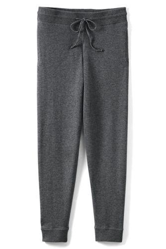 Le Pantalon de Jogging en Laine Mérinos et Coton, Homme Stature Standard
