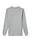 Men's Regular Long Sleeve Stripe Super-T