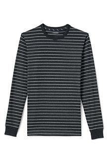Men's Long Sleeve Stripe Super-T