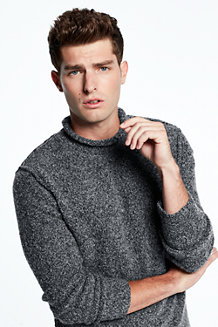 Men's Merino/Cashmere Sweater