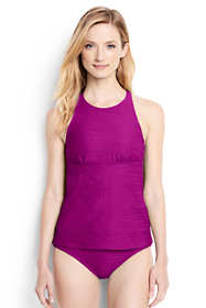 Women's High-neck Tankini Top